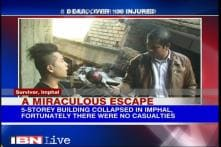 Miraculous escape for a family in Manipur