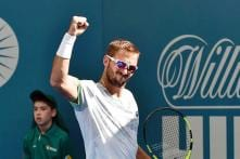 Viktor Troicki stays in hunt for 2nd straight Sydney International title