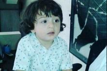 Have you seen this new photo of Shah Rukh Khan's son AbRam?
