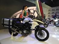 DSK-Benelli ups the ante at Auto Expo 2016. Launch four new bikes