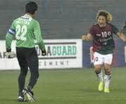 Katsumi Yusa's strike sees Mohun Bagan beat Clube de Goa at I-League