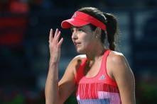 Barbora Strycova knocks Ana Ivanovic out of Dubai Tennis Championships