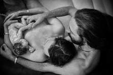 Photographers capture intimate moments of childbirth and they are stunning