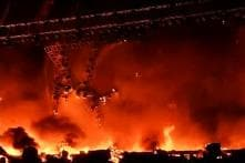 Short circuit causes fire at the Make in India event in Mumbai, says probe report