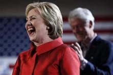 Donald Trump wins big in South Carolina; Hillary Clinton takes Nevada