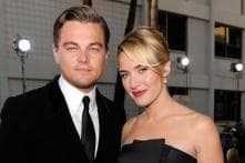 Leonardo DiCaprio's getting more handsome with age: Kate Winslet