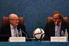 FIFA reduces suspensions for Blatter, Platini to 6 years