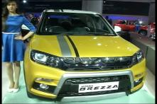 Maruti Suzuki launches entry level SUV Brezza