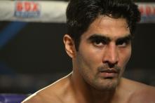Vijender Singh's maiden title bout set for June 11 tentatively