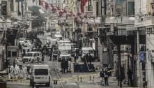 At least 4 killed, 20 wounded in suicide bombing in Istanbul