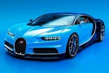 Bugatti Chiron: World's most powerful, fastest production car unveiled