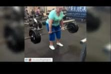 Watch: 78-year-old grandmother deadlift 225 pounds with ease