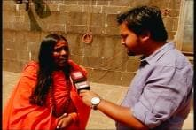 Sadhvi tries to enter Trimbakeshwar temple, stopped by trustees