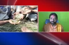 Chairman of Bundelkhand Development Authority takes cognizance of report on agrarian crisis