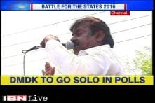 Vijayakanth's decision to contest TN polls alone likely to be a gamechanger