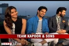 eLounge: Meet the star cast of 'Kapoor & Sons'
