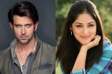 Yami Gautam is nervous about romancing Hrithik Roshan in 'Kaabil'