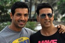 Akshay Kumar more successful actor than me: John Abraham