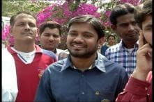 Kanhaiya Kumar says will name himself, wife, kids as 'Bharat Mata Ki Jai'