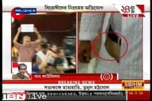 CPM, Congress protest at Kolkata civic body over sting operation