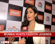 Donna Karan, Calvin Klein, Manish Malhotra attend Mint Luxury conference in Mumbai