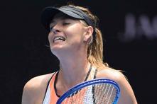 WTA players stunned by Maria Sharapova's failed drug test