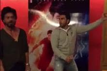 Ranveer Singh's dubsmash tribute to Shah Rukh Khan and Fan is just epic!