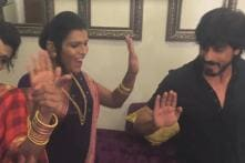 Watch: This video of Shah Rukh Khan meeting India's first transgender band is both warm and endearing
