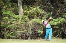 India's SSP Chawrasia Leads the Pack in Hong Kong by 1 Stroke