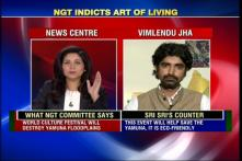 NGT indicts Sri Sri's cultural fest on Yamuna's bank in Delhi