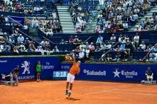 Nishikori Storms Into Third Consecutive Barcelona Tennis Final