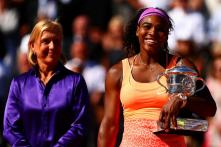 Navratilova Predicts Serena's Dominance Won't Stay For Long