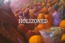 A filmmaker tries to capture the spirit of 'Holi' at Mathura and it looks spectacular