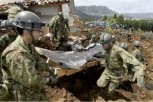 Calls for More Aid for Japan Quake Zone; 42 Dead, 11 Missing