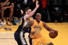 'Disciplinarian' Cager Kobe Bryant Bids Farewell in Style