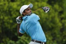 SSP Chawrasia Leads at UBS Hong Kong Open After First Round