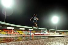 Babar Sets National Mark, Sudha Qualifies for Olympics
