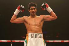 Vijender Singh to Defend Title Against African Champion Ernest Amuzu