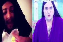 Watch: After Ranveer Singh, Ali Fazal Does A Taher Shah