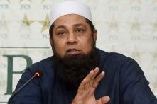 Pakistani Cricketers Thank Exiting Chief Selector Inzamam On Twitter