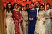 Sonam, Aishwarya join Prince William and Kate for royal gala dinner