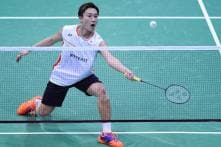 Badminton Asia Championships: Japan's Kento Momota Stuns Chen for Title