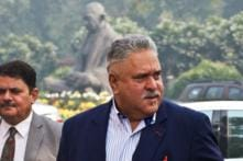 Mallya, India's UK Envoy Seen at a Book Launch Event at LSE