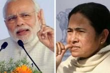 With Leads in 15 Seats, Modi Appears to Have Swept the Carpet From Under Mamata Banerjee's Feet