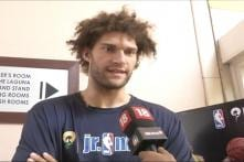 Indian Basketball Heading in the Right Direction: Robin Lopez