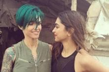 Deepika Padukone Doesn't Seem to Take Ruby Rose's Bollywood Ambitions Seriously
