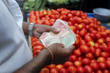 Rupee up 10 Paise at 64.34 Due to Increase in Dollar Selling