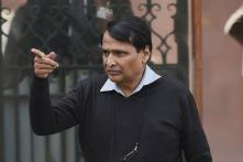Have Taken up 'Angel Tax' Issue of Startups with Finance Minister: Suresh Prabhu