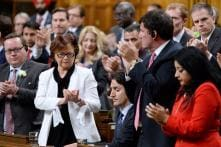 Canada PM 'Unreservedly' Apologises For Elbowing Female Parliamentarian
