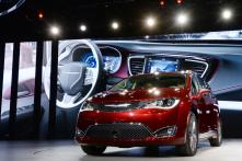 Google Partners Fiat Chrysler for Driverless Car Project
